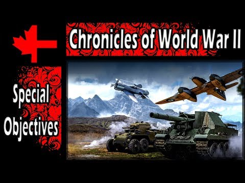 War Thunder - Chronicles of World War II Tips and Tricks - Special Objectives