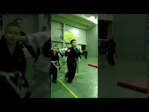 Син Му Хапкидо , школа 134 Новосибирск Петухова 100