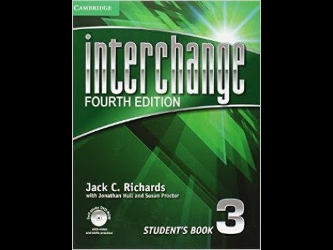 interchange book 1 free