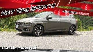 Fiat tipo 5 porte: test drive, pregi e difetti