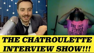 Misogyny, Rape Culture and Anal (Chatroulette Interview Show 27)