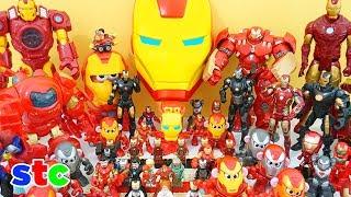 Mr. Potato Head Marvel Avengers Iron Man Collection Super Toys Coll...