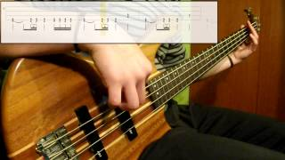 Black Sabbath - God Is Dead? (Bass Cover) (Play Along Tabs In Video)