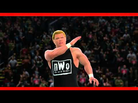 Curt Hennig (nWo) WWE 2K14 Entrance and Finisher (Official)