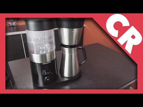 OXO Barista Brain 9-Cup Coffee Brewer | Crew Review