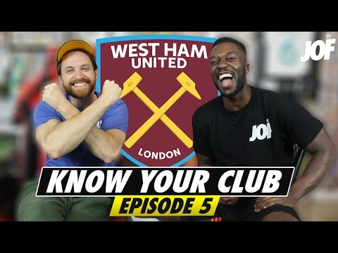 KNOW YOUR CLUB - FOOTBALL CHALLENGE #5 w/  SPENCER OWEN