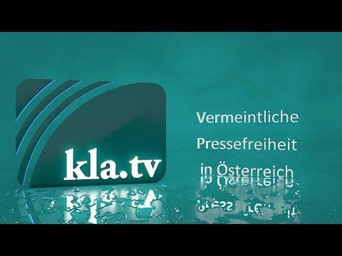 Vermeintliche Pressefreiheit in Österreich