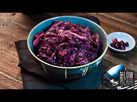 Best Fruity Red Cabbage Recipe For The Summer - Heart-Friendly Recipe