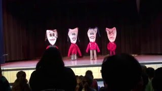 Pillow People Talent Show Dance