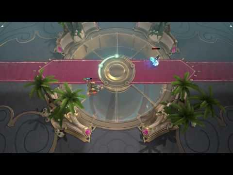 видео: battlerite — игровой процесс