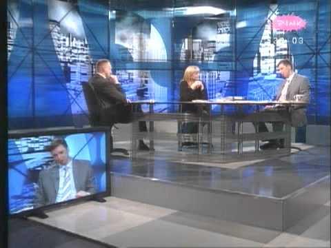 Dragan Đilas vs Aleksandar Vučić (tv duel 2005)