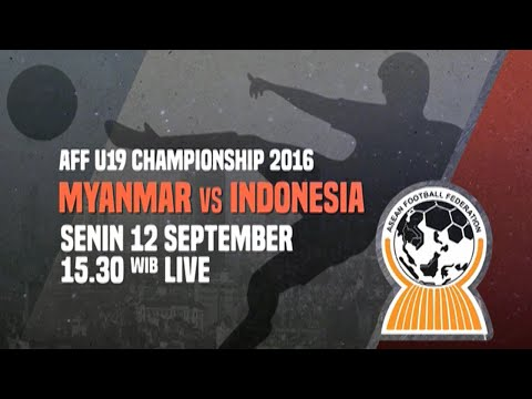 RCTI Promo AFF Myanmar vs Indonesia 12 September 2016