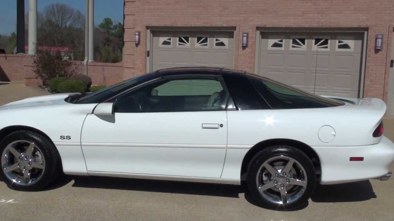 hd video 2002 chevrolet camaro z28 ss low miles ls6 slp corsa used