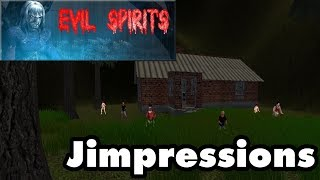 EVIL SPIRITS - The Evil Without