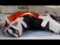 Neuvirth stretchered off ice after scary collapse