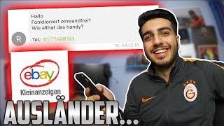 AUSLÄNDER nehmen EBAY AUSEINANDER!! | ArwiRano