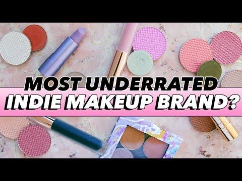 The Most Underrated Indie Makeup Brand | Mariah Leonard