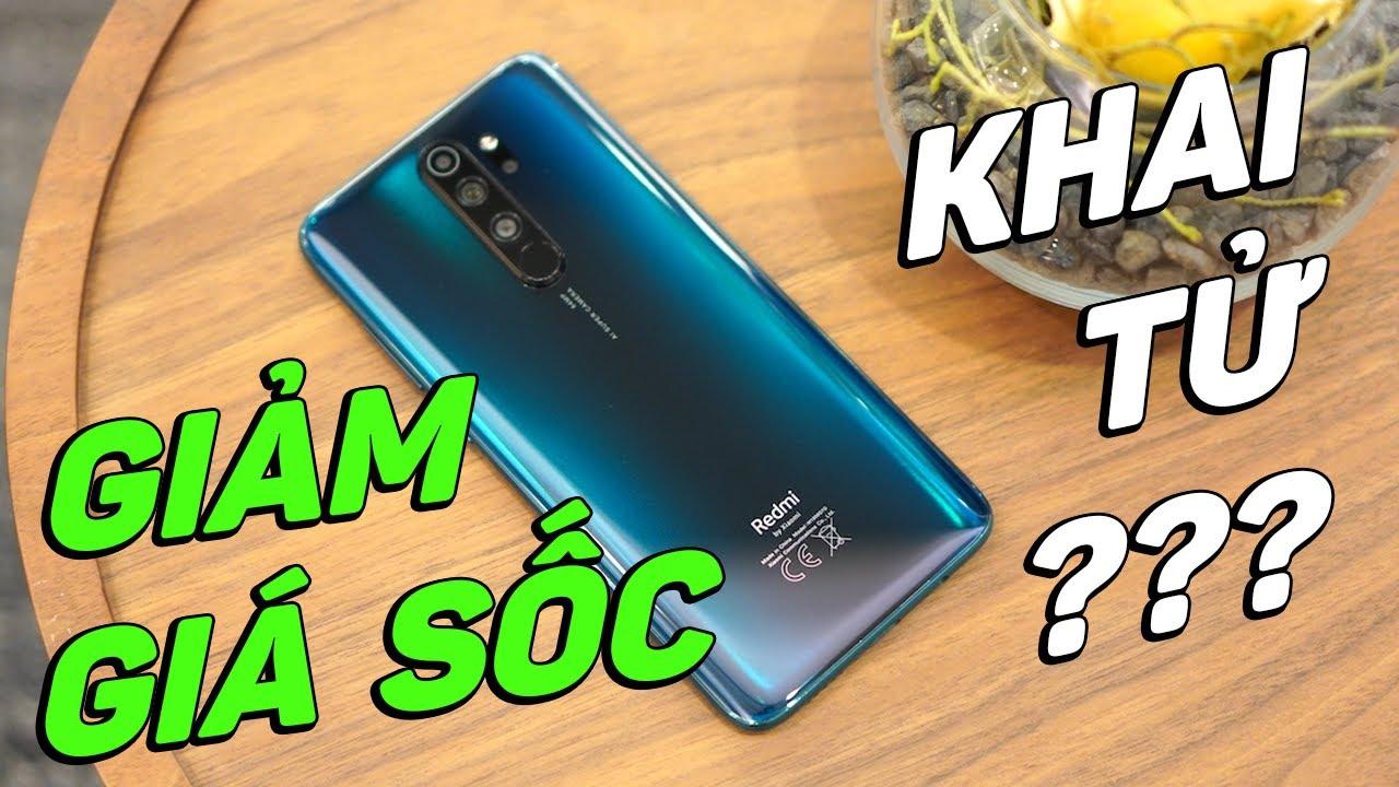 Tư vấn Redmi Note 8 Pro GIẢM GIÁ SỐC dưới 4 triệu khi nào HẾT VÒNG ĐỜI???