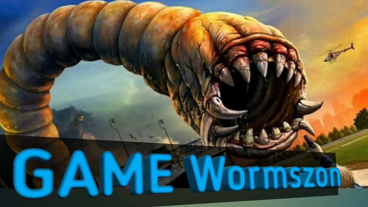 Incar cacing Alaska game worms zone - YouTube