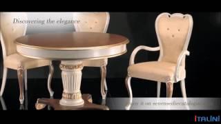 Мебель итальянской фабрики Seven Sedie. ITALINI - поставщик мебели из Италии