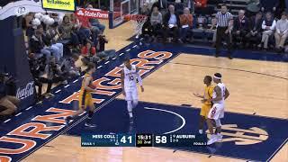 Auburn Basketball (M): vs Mississippi College