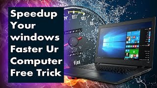 3 Tips to Speed up Windows 10/Computer Free & Easy
