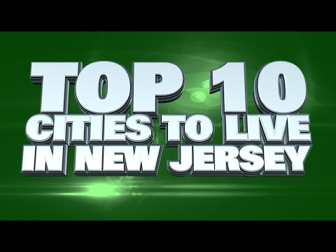 10 best places to live in New Jersey 2014