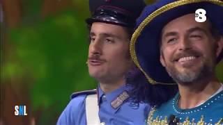 Saturday Night Live Italia - Il principe abusa con Daniele Bossari