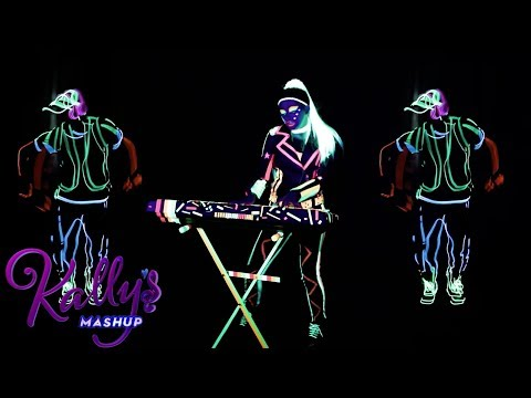 Kally´s Mashup - Worlds Collide Glow (Backstage)