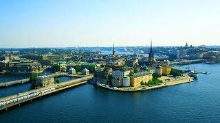 Стокгольм с высоты(Стокгольм с высоты Прогулки по Стокгольму. Видеоблог о Швеции и не только. Шведская Жизнь от Руслана: 1...., 2015-06-20T14:41:48.000Z)