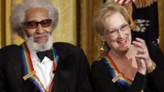 Meryl Streep Honored By President Obama