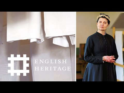 A Tour Of The Laundry - The Victorian Way