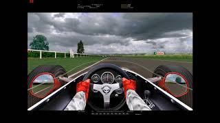 Grand Prix Legends (GPL) - Aintree 1955, England