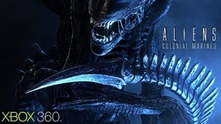 Aliens: Colonial Marines Gameplay (XBOX 360 HD)