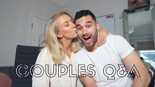 Valentines Q&A With My Boyfriend | Money, Arguments and Is He Vegan?!