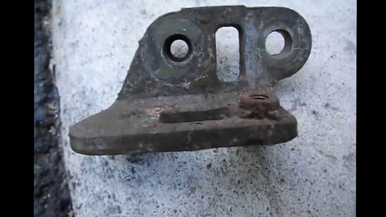 How To Fix Broken Alternator Bracket In Honda Odyssey Pilot Accord 3 5l Replace Serpentine Belt