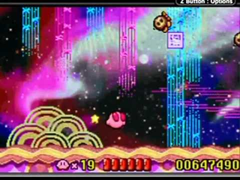 Kirby: Nightmare In Dreamland 100% Walkthrough Part 9: All Stages 100%d!