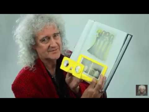 brian may missing freddie mercury for 4 minutes straight