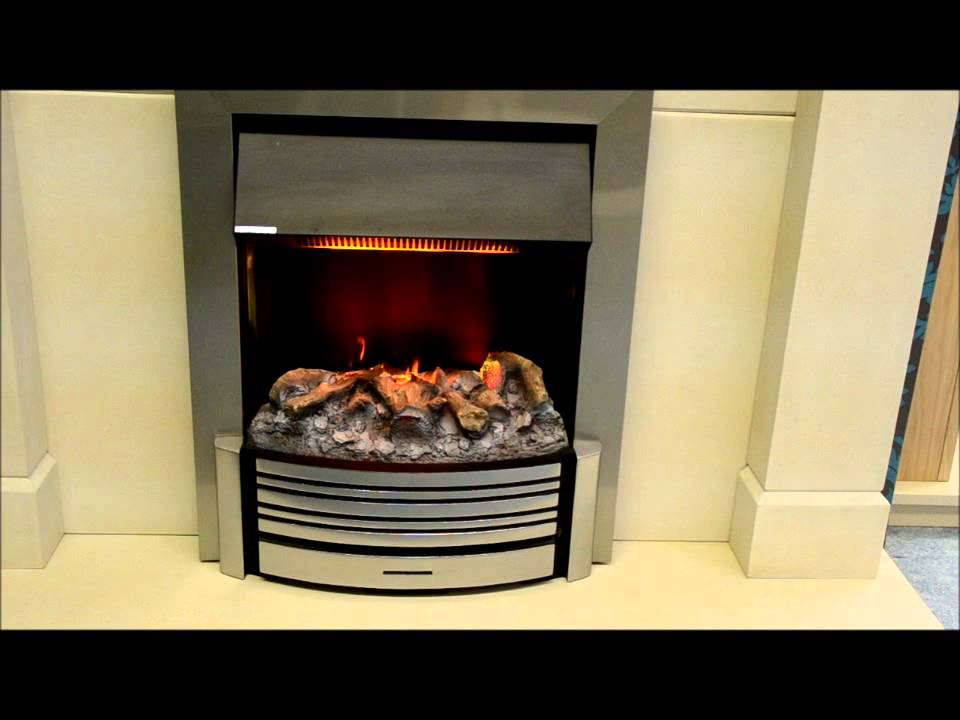 Flame Effect Electric Fires Part - 38: Dimplex Opti-Myst Sacramento SRC20 Smoke/Flame Effect Electric Fire -  YouTube