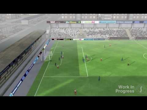 Football Manager 2014: Η 3D Μηχανή Match