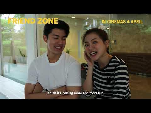 "FRIEND ZONE ""Cast Chemistry""  - In Cinemas 4th April (SG)"