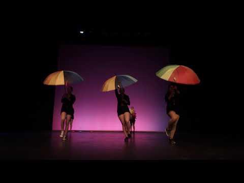 34 Singing under my umbrella