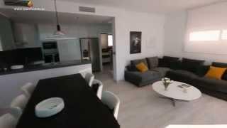 Купить виллу в Испании на берегу моря, новая вилла в Финестрате, villa in Spain, Finestrat(, 2014-11-12T04:23:51.000Z)