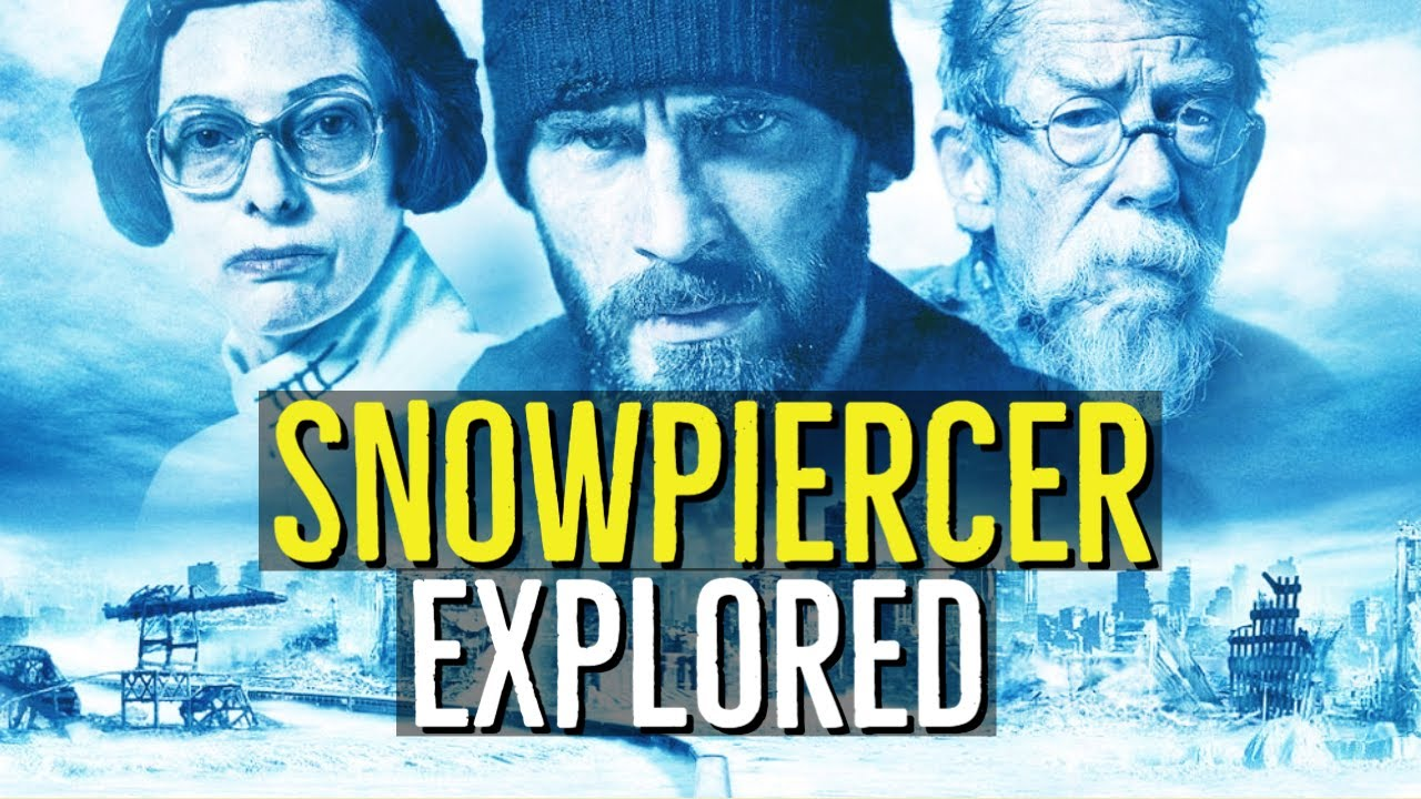 Download The Philosophy of SNOWPIERCER Explored