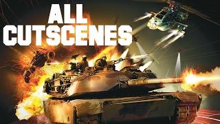 Battlefield 2 Modern Combat ALL CUTSCENES (HD)