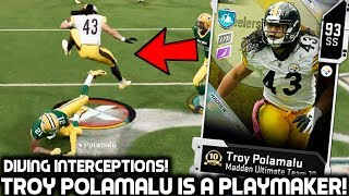 troy-polamalu-is-a-playmaker-insane-kick-return-touchdown-madden-20-ultimate-team