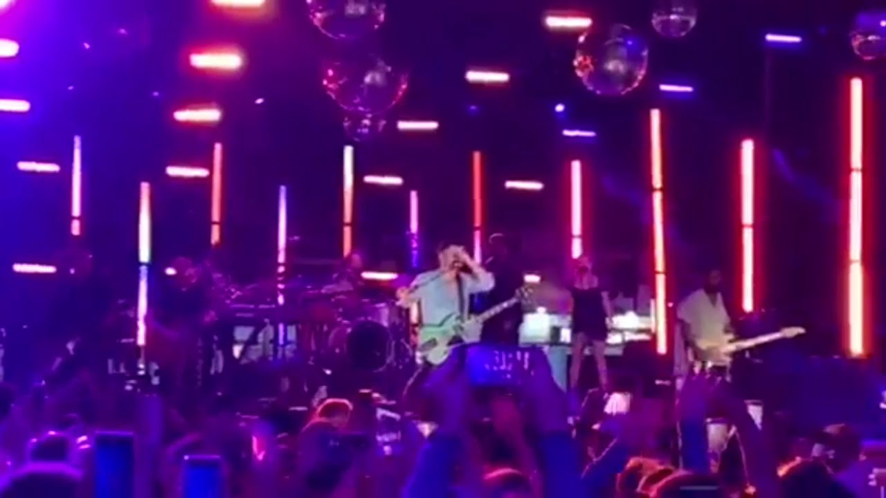 Watch Jonas Brothers Perform 'Sucker' at Asbury Park for 2019 VMAs
