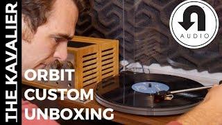 U-Turn Orbit Custom Turntable Unboxing & Review