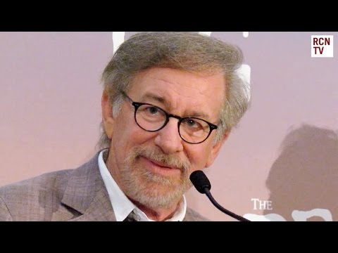 Steven Spielberg Interview - Best Directing Advice