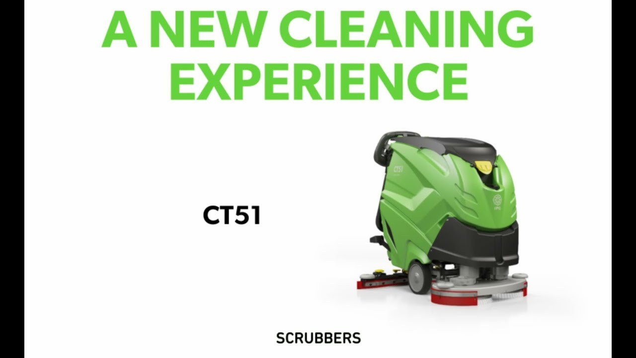 CT51: a new cleaning experience